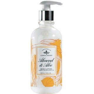 Caswell-Massey Almond and Aloe 10-ounce Body Lotion