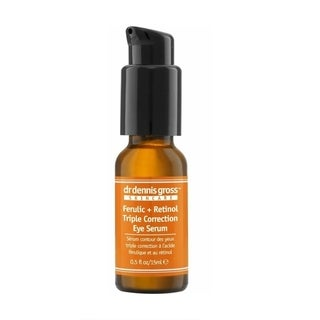 Dr. Dennis Gross Ferulic and Retinol Triple Correction Eye Serum
