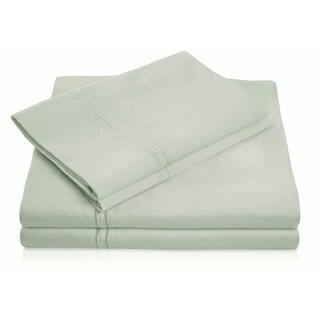 Malouf 600 Thread Count Genuine Egyptian Cotton Extra Deep Pocket Sheet Set (More options available)