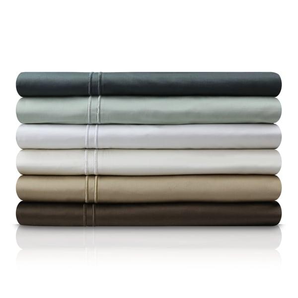 Malouf 400 Thread Count Egyptian Cotton Sheet Set