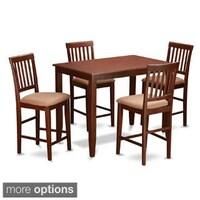 Furniture of America Espresso Westin Transitional 5-piece Counter ...