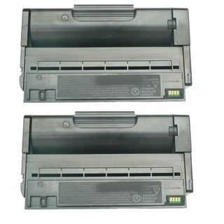 Replacing Ricoh Sp3500xa 406989 Black Toner Cartridge for Ricoh Aficio SP 3500n 3500dn 3500sf 3510dn 3510sf Printers (Pack of 2)