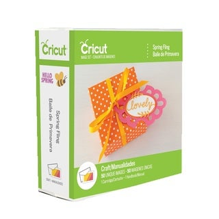 Cricut Spring Fling Cartridge