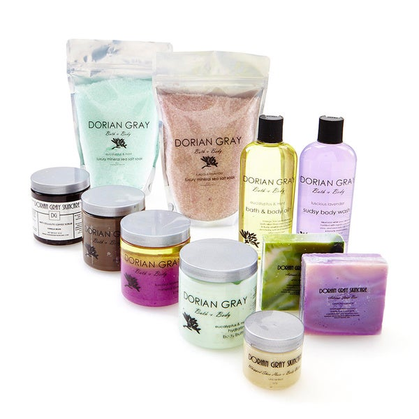 Luxury Spa in A Box 10-piece Gift Set