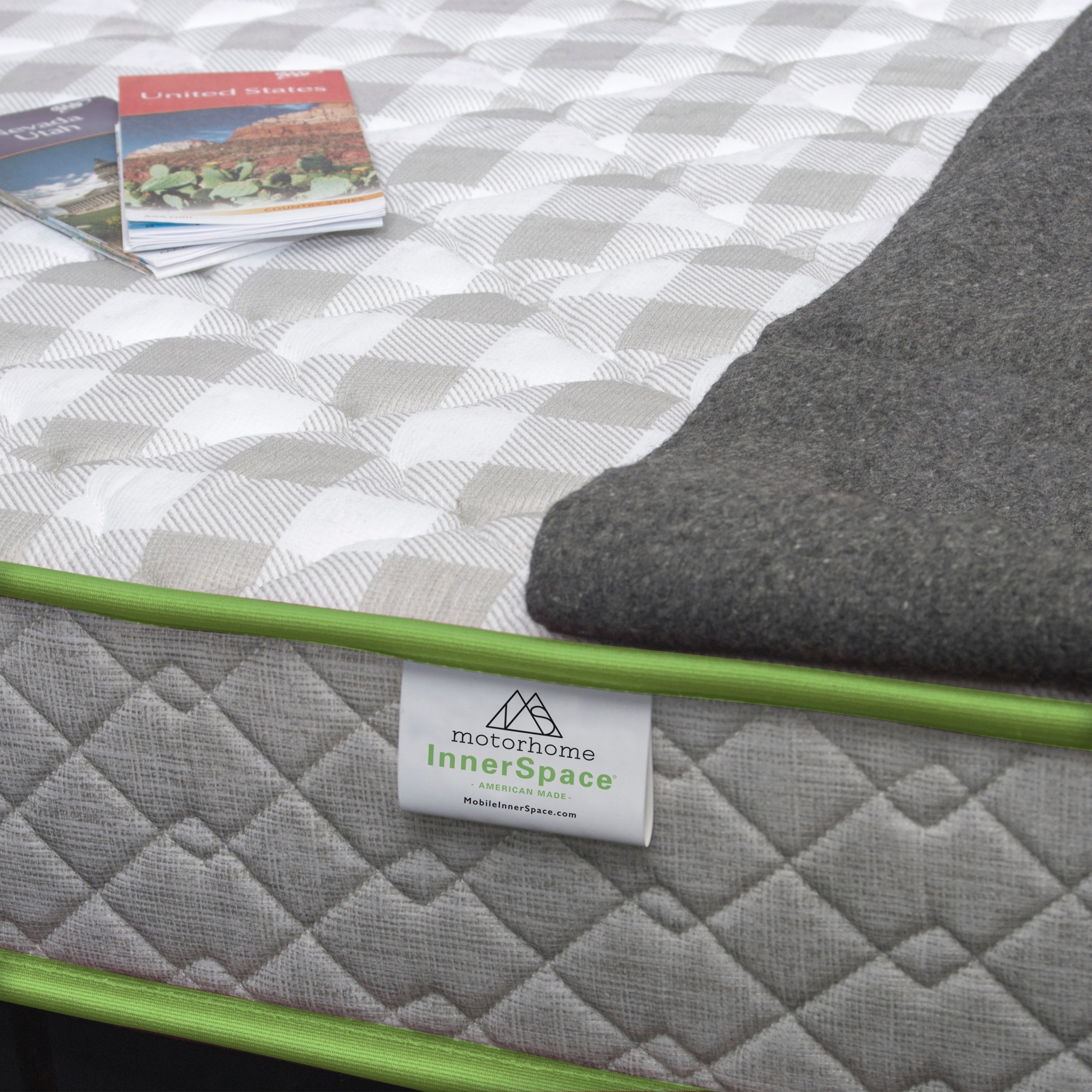 Motorhome Innerspace Travel Comfort 5 5 Rv Mattress In A Box On Sale Overstock 10202448