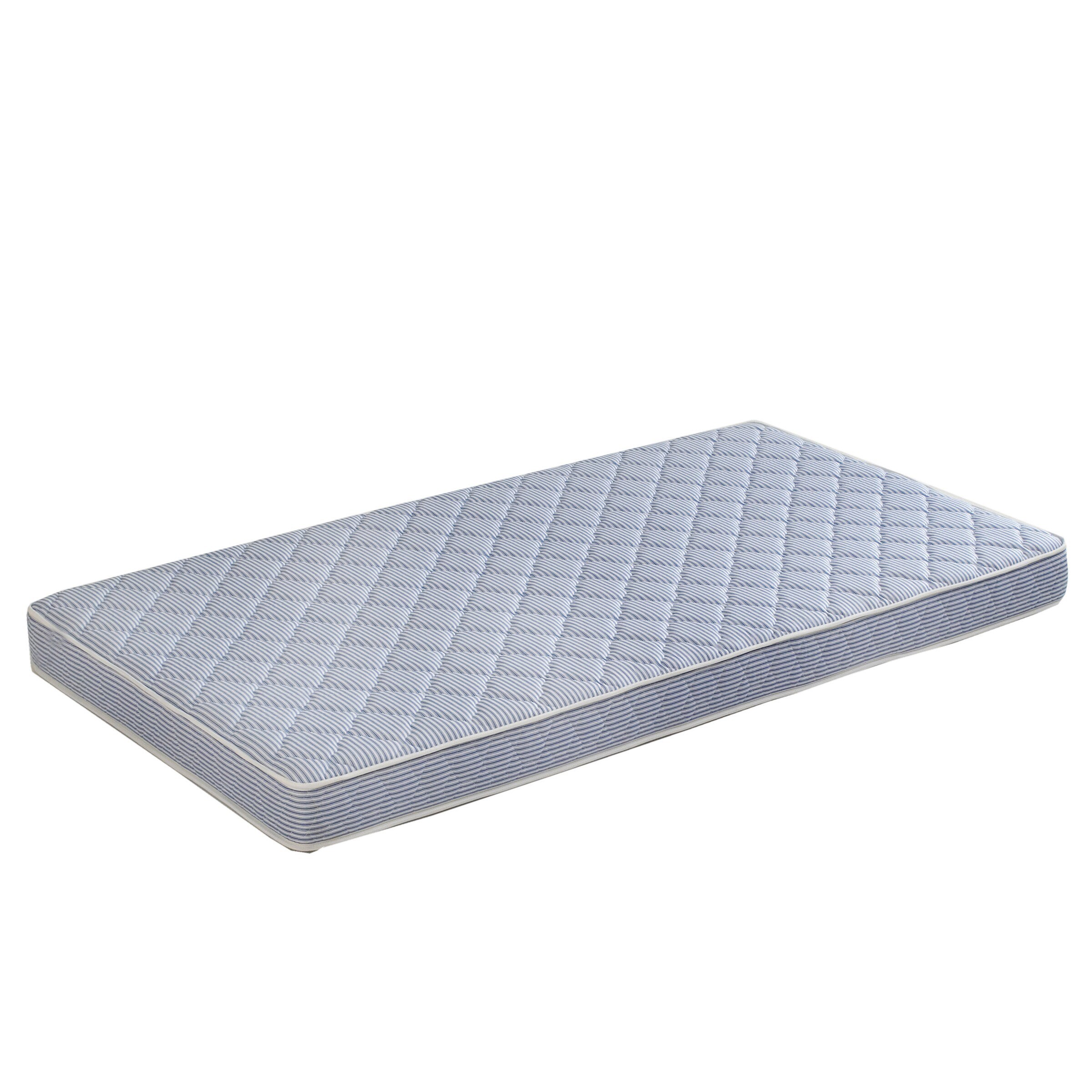 Innerspace 5 5 Inch 3 4 Size Rv Camper Foam Mattress Overstock 10202453