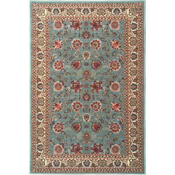 Ottomanson Ottohome Collection Persian Style Rug Oriental