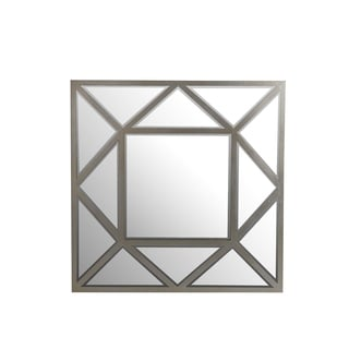 Privilege Beveled Glass Wall Mirror