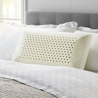 LUCID Comfort Collection Dual Zone Memory Foam Pillow (More options available)
