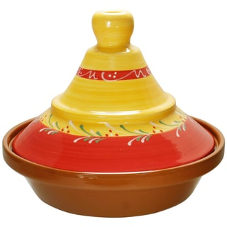 Reston Lloyd Almeria Large 2-Quart Terra Cotta Tagine