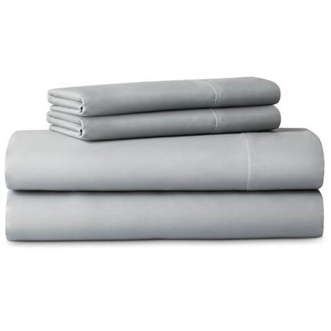 LUCID Comfort Collection Brushed Microfiber Bed Sheet Set