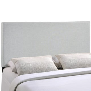 Zone Upholstered Headboard in Grey