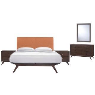 Buy Orange, Mid-Century Modern Bedroom Sets Online at ...