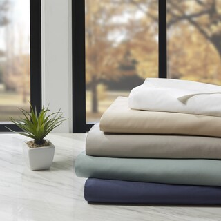 Ink+Ivy 300 Thread Count Cotton Sheet Set