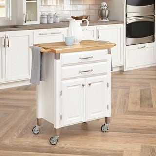 Dolly Madison Kitchen Cart by Home Styles