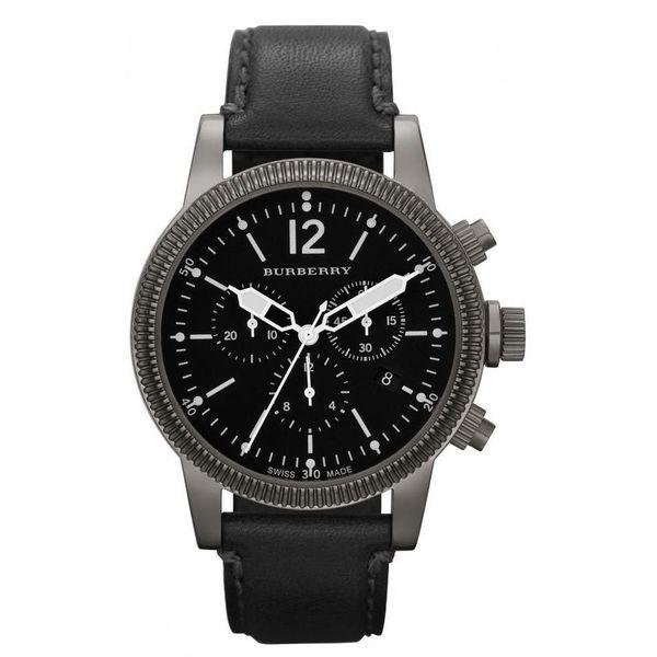 burberry men s bu7813 utilitarian chronograph black leather burberry men s bu7813 utilitarian chronograph black leather watch