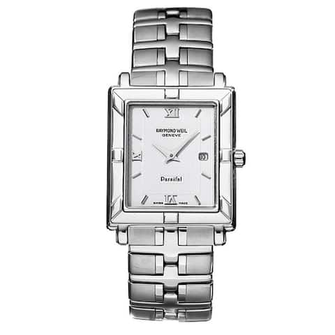 Raymond Weil Women's 9731-ST-00657 'Parsifal' Silver Stainless steel Watch