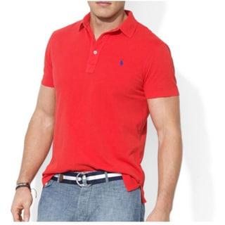 Ralph Lauren Men\u0026#39;s Featherweight Mesh Polo Shirt