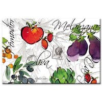 Counterart Alfresco Italia Glass Cutting Board