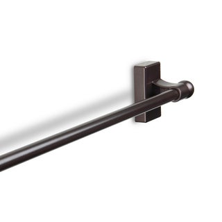 Adjustable 17-30 inch Magnetic Hanging Rod