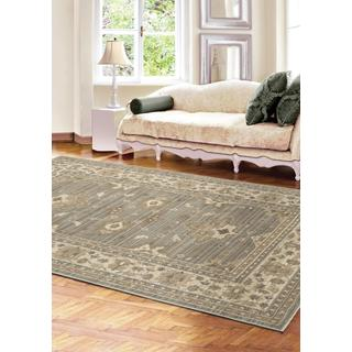 "Anthology Bazine Blue Green Area Rug (3'11"" x 5'5"")"