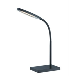 Lite Source Kairi LED Desk Lamp, Black