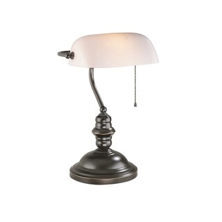 Lite Source Banker Desk Lamp