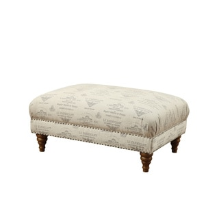 Kimberly Accent Cocktail Ottoman