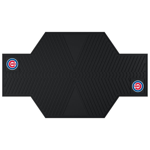 Fanmats Chicago Cubs Motorcycle Mat