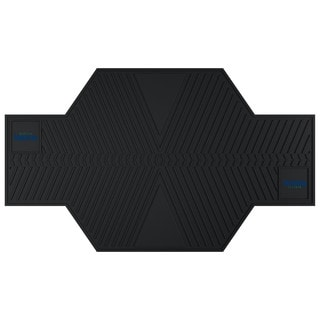 Fanmats Seattle Mariners Black Rubber Motorcycle Mat