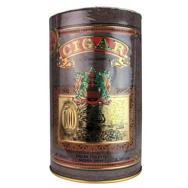 Remy Latour Cigar Men's 3.3-ounce Eau de Toilette Spray. Opens flyout.