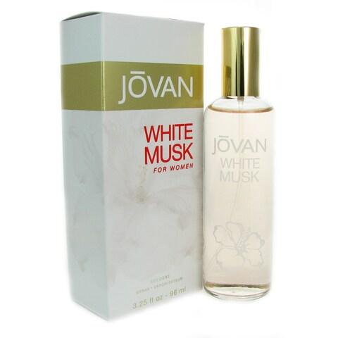 Jovan White Musk Women's 3.25-ounce Eau de Cologne Spray