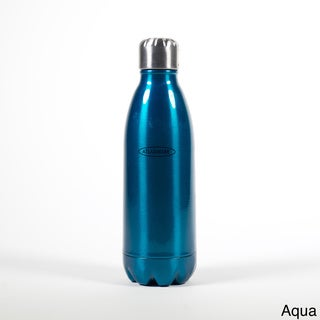 Atlasware 12-ounce Stainless Steel Insulated Bottle - 12 oz