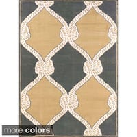 Structures Cable Area Rug (5'3 x 7'2) - 5'3 x 7'2
