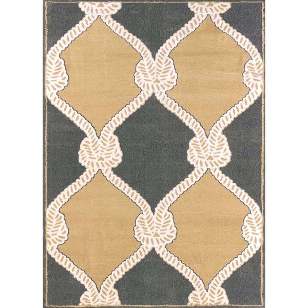 Structures Cable Area Rug (5'3 x 7'2)