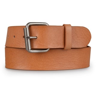 Vance Co. Men's Removable Buckle Genuine Leather Belt