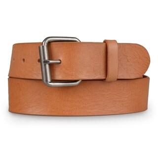 Vance Co. Men's Removable Buckle Genuine Leather Belt