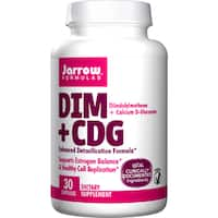 Jarrow Formulas DIM + CDG (30 Capsules)