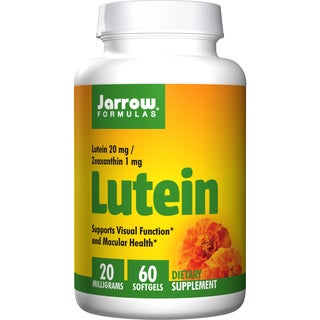 Jarrow Formulas Lutein 20 MG (60 Softgels)