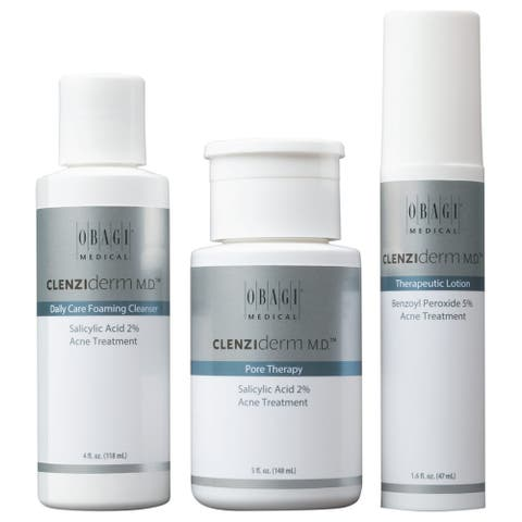 Obagi CLENZIderm M.D. Normal-to-Oily Kit
