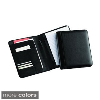 Bellino Business Junior Puebla Napa Leather Memo Padfolio