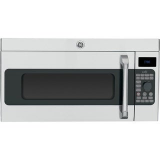 GE 1.7-cubic-foot Over-the-Range Microwave Stainless Steel Interior