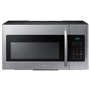Samsung 1.6-cubic-foot Over-the-Range Microwave Oven Stainless Steel