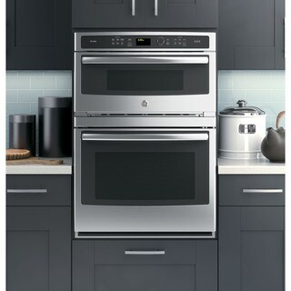 GE 30-inch Built-in Combination Wall Oven
