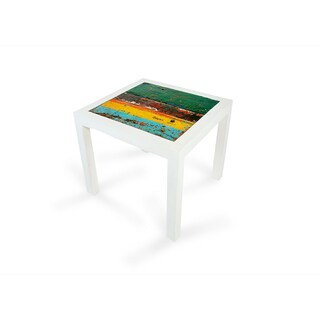Little Berth Reclaimed Wood Side Table
