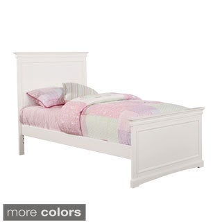 Bolton Cambridge Panel Twin Bed with Headboard and Footboard