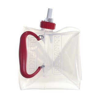 Emergency Essentials 2.5-gallon Collapsible Fold-A-Carrier