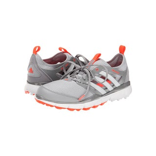 adidas Women's Golf Climacool II Spikeless Grey/ White/ Orange