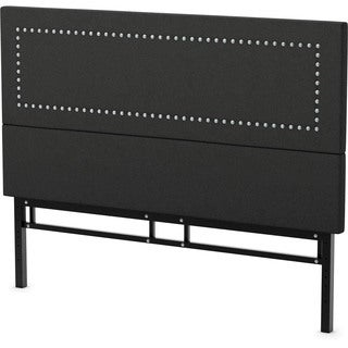 Amisco Crossway 54-inch Upholstered Full Size Headboard