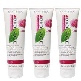 Matrix Biolage Color Care 8.5-ounce Conditioner (Pack of 3)
